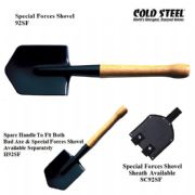 Special Forces Shovel - With Hickory Handle